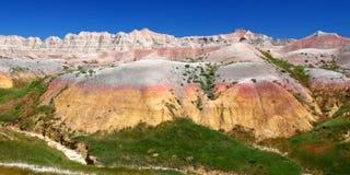 Badlands National Park - USA Royalty Free Stock Photography