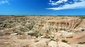Badlands National Park USA Stock Image