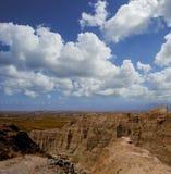 Badlands National Park Royalty Free Stock Images