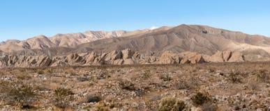 Badlands near Borrego Springs in California desert. Badlands near Borrego Springs city in the Anza Borrego Desert State park in California stock photos