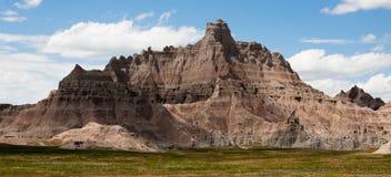 badlands park narodowy zdjęcia stock