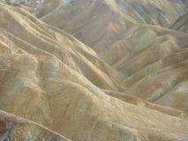 Badlands, Rivieroeverprovincie, Californië, de V.S. royalty-vrije stock afbeelding