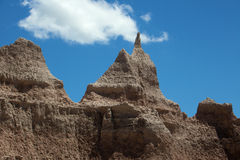 The Badlands Stock Photography
