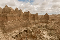 Badlands second stop Stock Image