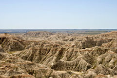Badlands South Dakota Stock Photos