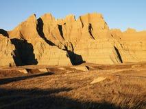 Badlands, South Dakota. Royalty Free Stock Photo