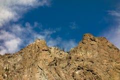 The badlands of south dakota Royalty Free Stock Photo