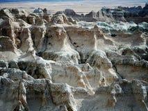 Badlands, South Dakota, United States Royalty Free Stock Photo