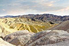 Badlands, Wilderness, Ridge, National Park Royalty Free Stock Photo
