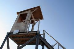 Badmeester Tower Stock Afbeelding