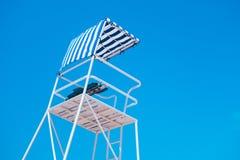 Badmeester Tower Royalty-vrije Stock Afbeelding