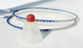 Badminton Lizenzfreie Stockfotos