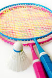 Badminton Photo libre de droits