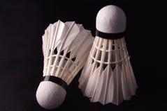 Badminton Royalty-vrije Stock Afbeeldingen
