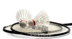 Badminton Stockbild