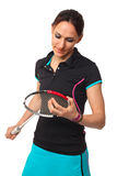 Badminton Royalty Free Stock Photography