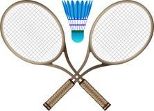 Badminton Stockfotos
