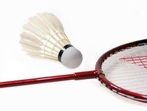 Badminton Royalty-vrije Stock Afbeelding