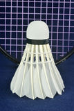Badminton. Arkivfoto