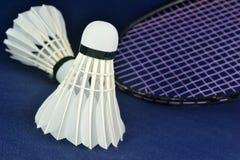 Badminton. Royaltyfria Foton