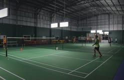 badminton Photos libres de droits