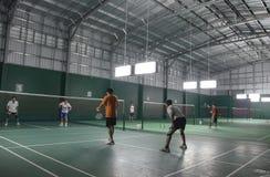badminton Foto de Stock Royalty Free