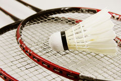 badminton Stock Foto's