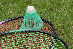 badminton Obraz Stock