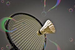 Badminton Abstract Stock Photography