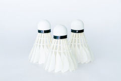 Badminton accessories Royalty Free Stock Image
