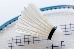 Badminton ball Stock Photos