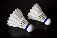 Badminton Birds Stock Photography