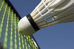 badminton blisko. Zdjęcia Stock