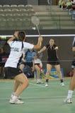 Badminton championship Stock Photography