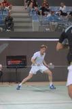 Badminton championship Stock Photo