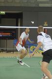 Badminton championship Royalty Free Stock Images