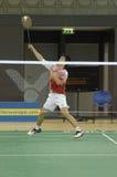 Badminton championship Stock Photos