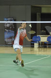 Badminton championship Royalty Free Stock Images