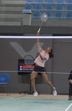 Badminton championship Royalty Free Stock Image