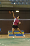 Badminton championship Royalty Free Stock Photography