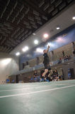 Badminton championship Stock Photos