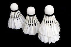 Badminton closeup Stock Photography