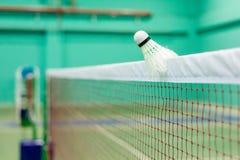 Badminton court Royalty Free Stock Image