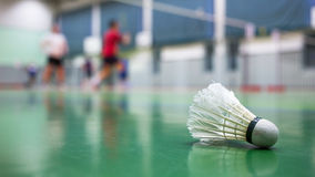 Badminton stock photography