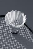 Badminton do Close-Up Fotos de Stock Royalty Free