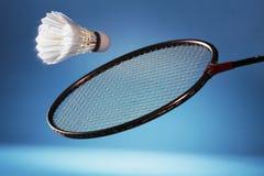 Badminton do jogo fotografia de stock royalty free