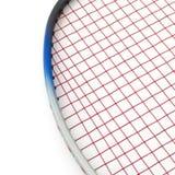 Badminton isolated on white Stock Photo