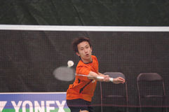 Badminton - Jun Takemura - JPN Stock Photography