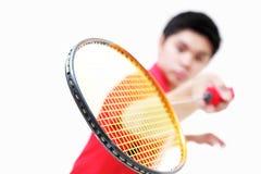 badminton kant Obrazy Stock
