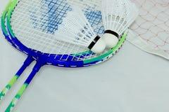 Badminton kit. Stock Photography